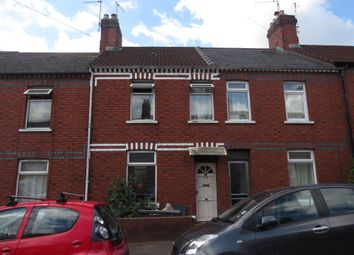 Thumbnail 2 bedroom terraced house for sale in Florentia Street, Cathays, Cardiff