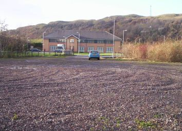 Thumbnail Land for sale in Sites 5, 6 & 7, Glenshellach Business Park, Oban