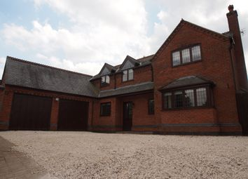 Thumbnail 5 bed property to rent in Park Lane, Walton, Leicestershire