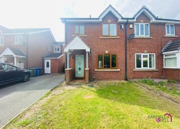 Thumbnail 3 bed semi-detached house for sale in Summerfields, Coppull, Chorley