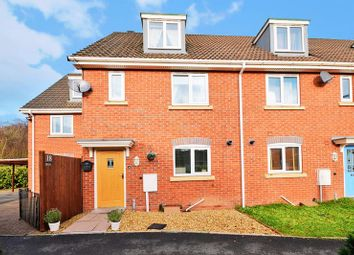 Thumbnail 3 bed mews house for sale in Bluebell Close, Leek
