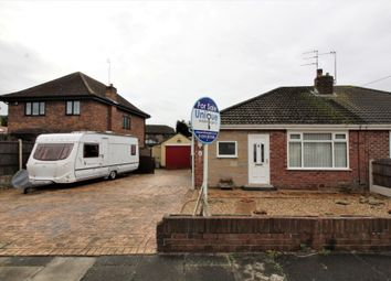 Thumbnail 2 bed bungalow for sale in Leaway Close, Thornton-Cleveleys