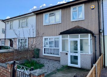 Thumbnail 3 bed terraced house for sale in Rookery Crescent, Dagenham