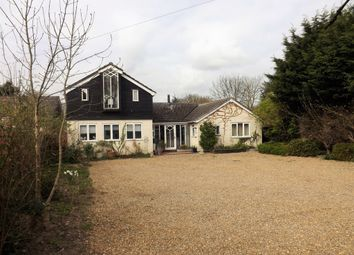 Thumbnail 4 bed detached house for sale in Southwold Road, Wrentham, Beccles