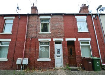 Thumbnail 2 bed terraced house for sale in Emily Street, South Kirkby, Pontefract