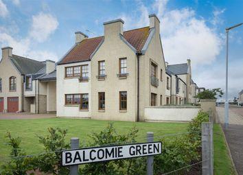 Thumbnail 3 bedroom flat for sale in Balcomie Green, Crail, Fife