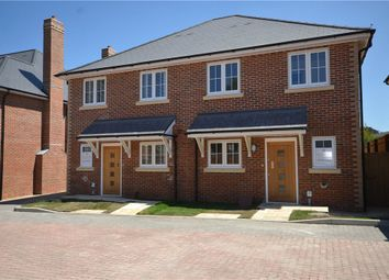 Thumbnail 3 bed semi-detached house for sale in Victoria Place, Crowthorne, Berkshire