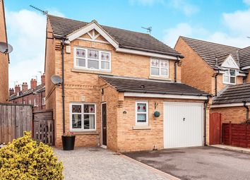 Thumbnail 3 bed detached house for sale in Champion Avenue, Glasshoughton, Castleford