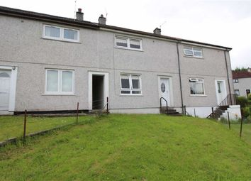 Thumbnail 2 bed terraced house for sale in Pennyfern Road, Greenock, Renfrewshire