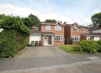 Thumbnail 4 bed detached house to rent in Rowthorn Drive, Monkspath, Solihull