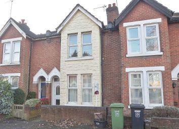 Thumbnail 4 bedroom terraced house to rent in Barton Road, Eastleigh