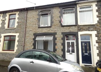 Thumbnail 3 bed terraced house for sale in Holford Street, Aberaman, Aberdare, Mid Glamorgan