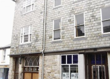 Thumbnail 2 bed terraced house for sale in Fore Street, Camelford