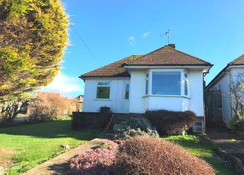 Thumbnail 2 bed bungalow to rent in Arlington Gardens, Saltdean, Brighton