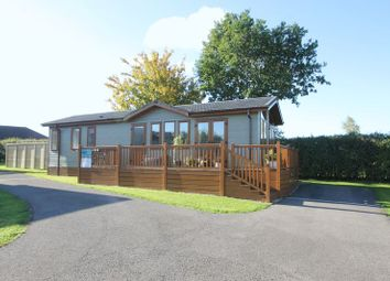Thumbnail 1 bed lodge for sale in Haybridge, Wells