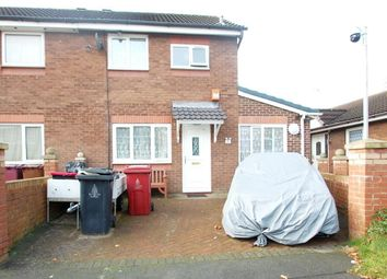 Thumbnail 1 bed semi-detached house for sale in Derby Street, Blackburn