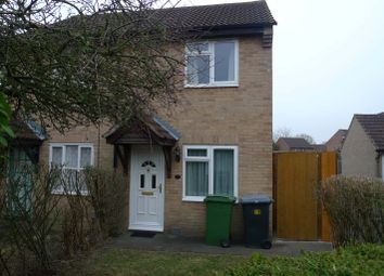 Thumbnail 1 bed property to rent in Scrivens Mead, Thatcham