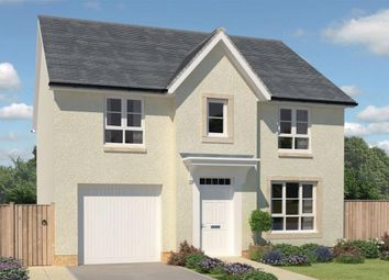 "Thumbnail 4 bed detached house for sale in ""Carrick"" at Kirklands Park Street, Kirkliston"