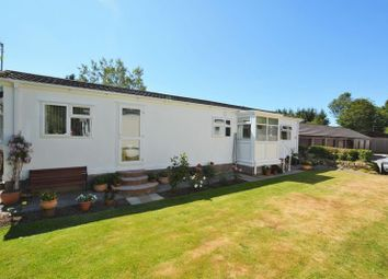 Thumbnail 2 bed mobile/park home for sale in Nepgill, Bridgefoot, Workington