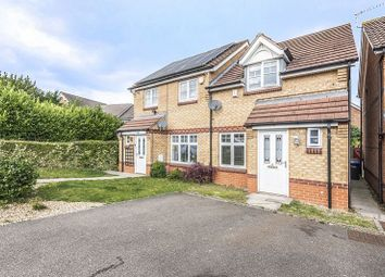 Thumbnail 2 bed terraced house for sale in Nene Way, Stoneyhurst Mews, Northampton