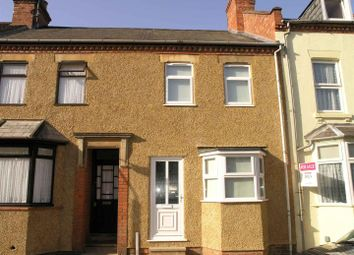 Thumbnail 2 bed terraced house to rent in Shelley Street, Northampton