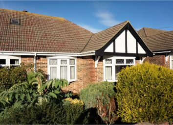 Thumbnail 3 bed semi-detached bungalow to rent in Larkfield Way, Brighton