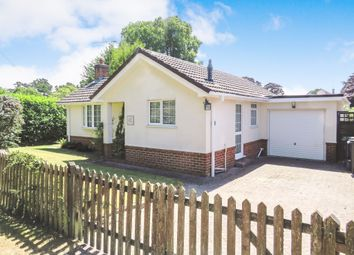 Thumbnail 1 bed detached bungalow for sale in Copse Road, Verwood