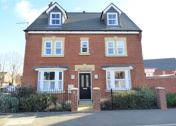 Thumbnail 4 bed end terrace house for sale in Kempston, Beds