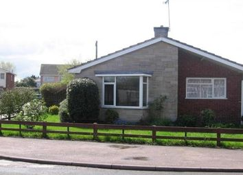 Thumbnail 2 bed detached bungalow to rent in Cookes Drive, Broughton Astley