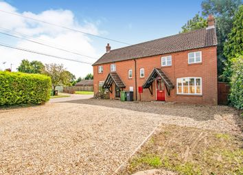 Thumbnail 2 bed cottage for sale in Barney-Bee Cottage, Mill Road, Banningham