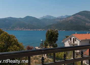 Thumbnail 3 bed apartment for sale in Penthouse With Stunning Panoramic Sea View, Donja Lastva, Montenegro