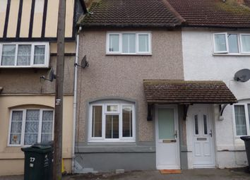 Thumbnail 2 bed terraced house for sale in Taunton Road, Northfleet, Gravesend