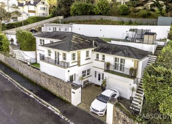 Thumbnail 4 bed detached house for sale in Higher Erith Road, Torquay