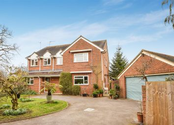 Thumbnail 4 bed detached house for sale in Charlton Gardens, Wantage