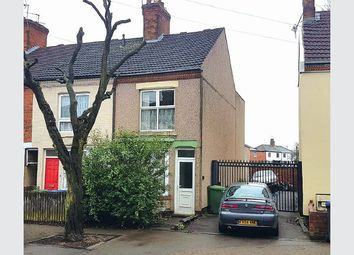 Thumbnail 3 bed end terrace house for sale in Chester Street, Rugby