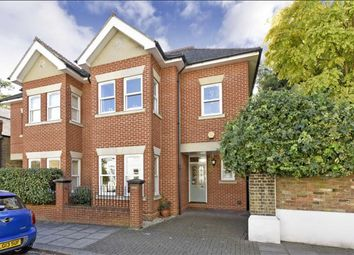 Thumbnail 4 bed semi-detached house to rent in Jephtha Road, Wandsworth
