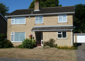 4 bed detached house for sale in St Michaels Close, North Oulton Broad NR32