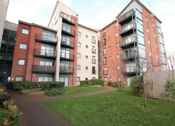 Thumbnail 3 bed flat for sale in Pocklington Drive, Manchester