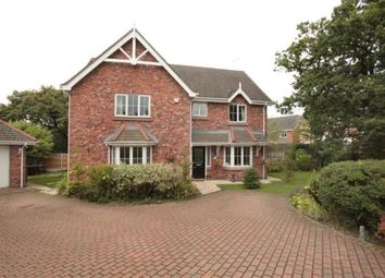 Thumbnail 5 bed detached house for sale in Redshank Drive, Tytherington, Cheshire