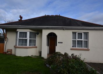 Thumbnail 3 bedroom detached bungalow for sale in Blowinghouse, Redruth