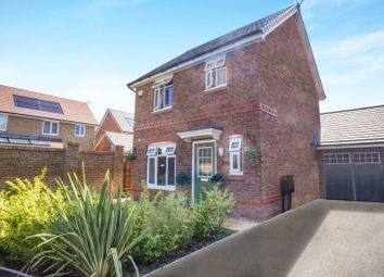 Thumbnail 3 bed detached house for sale in Brigadier Road, Brinnington, Stockport