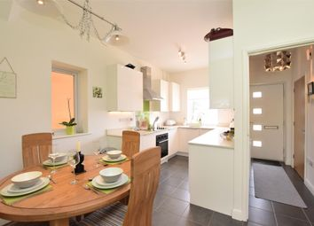 Thumbnail 4 bedroom semi-detached house for sale in Newdawn Place, Cheltenham, Glos