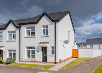 Thumbnail 3 bedroom semi-detached house for sale in Emersons Mews, Belfast