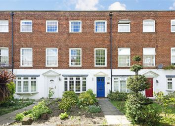 Thumbnail 4 bed terraced house to rent in Blenheim Gardens, Kingston Upon Thames, Surrey