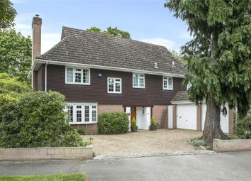Thumbnail 5 bedroom detached house for sale in Woodland Grove, Weybridge, Surrey