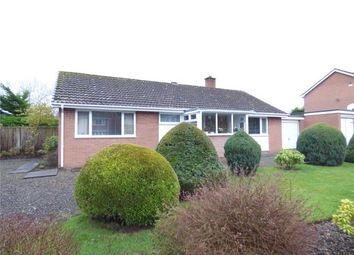 Thumbnail 3 bed detached bungalow for sale in Lowry Hill Road, Carlisle, Cumbria