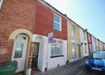 Thumbnail 3 bed terraced house to rent in Byerley Road, Portsmouth