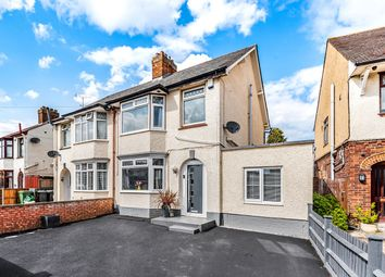 Thumbnail 3 bed semi-detached house for sale in Kings Road, Flitwick