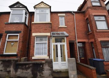 Thumbnail 2 bed terraced house for sale in Cruso Street, Leek