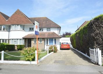 Thumbnail 4 bed semi-detached house for sale in The Gallop, Sutton
